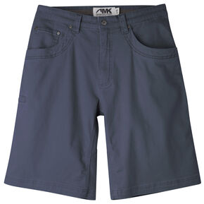 "Mountain Khakis Men's Classic Fit Camber 105 Shorts - 9"" Inseam, Navy, hi-res"