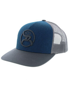 157871abbaf4f HOOey Men s Blue Roughy 2.0 Ball Cap