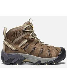 Keen Women's Voyageur Hiking Boots - Soft Toe, Grey, hi-res