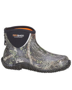 Dryshod Men's Legend Camp Ankle Boots, Camouflage, hi-res