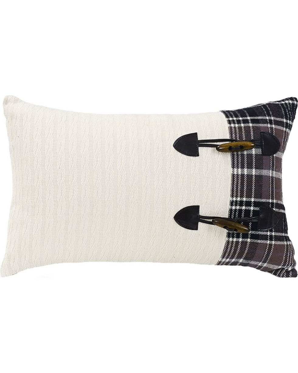 HiEnd Accents Whistler Toggle Accent Pillow, Multi, hi-res