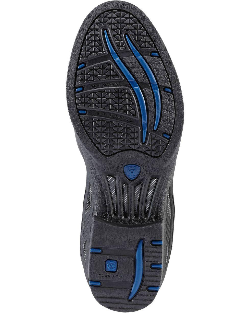 Ariat Devon Pro VX Black Boots, Black, hi-res