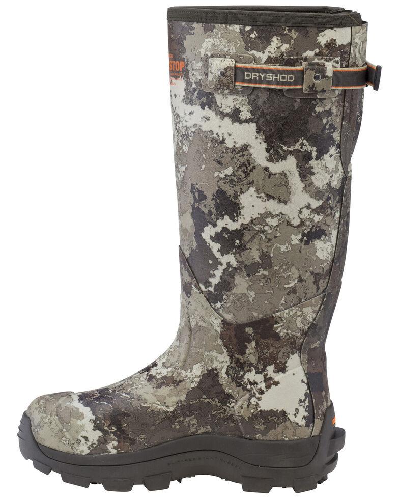 Dryshod Men's Viper Stop Snake Hunting Boots, Dark Green, hi-res