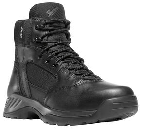 Danner Kinetic Side-Zip Boots, Black, hi-res