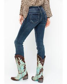 7da89911dca Silver Women s Suki Dark Wash Slim Boot Jeans