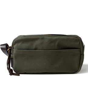 Filson Rugged Twill Travel Kit, Dark Green, hi-res