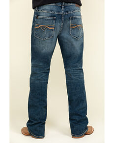 Cody James Core Men's Sundance Stretch Slim Bootcut Jeans , Blue, hi-res