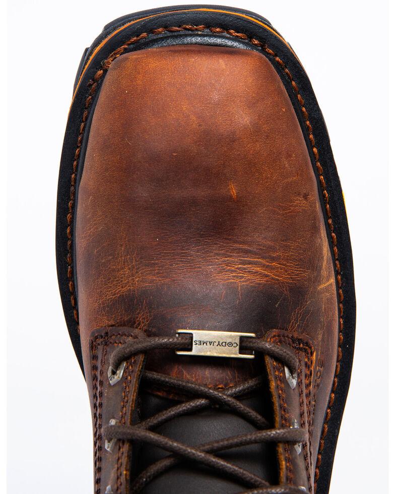 Cody James Men's Decimator Puncture Resisting Work Boots - Composite Toe, Brown, hi-res