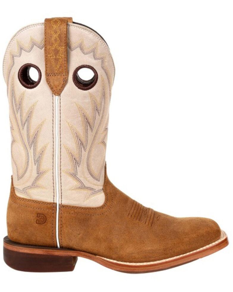 Durango Men's Arena Pro Western Boots - Square Toe, Coffee, hi-res