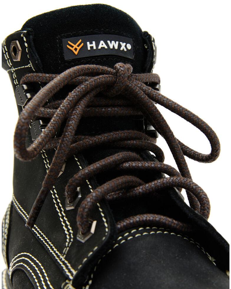 Hawx Men's Replacement Laces, Brown, hi-res