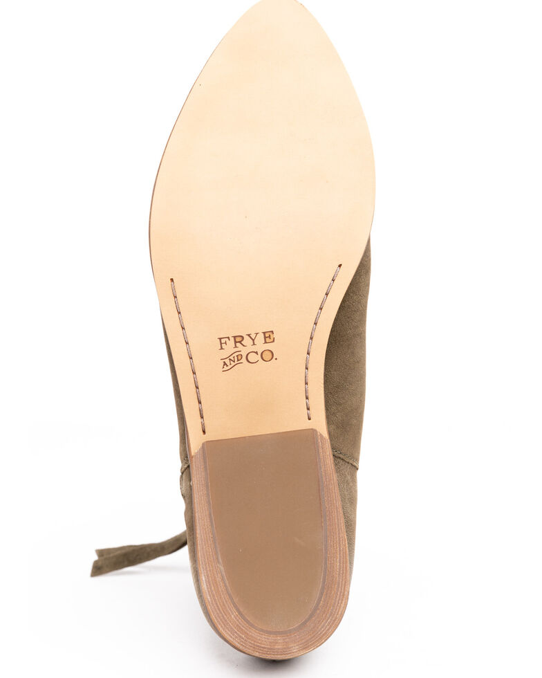 Frye & Co. Women's Rubie Fashion Booties - Pointed Toe, Dark Brown, hi-res