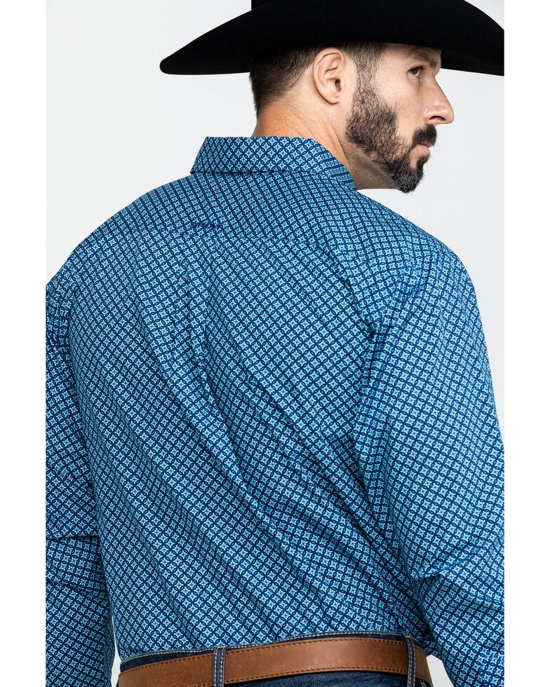 Ariat Men's Akimoto Geo Print Long Sleeve Western Shirt - Big, Multi, hi-res