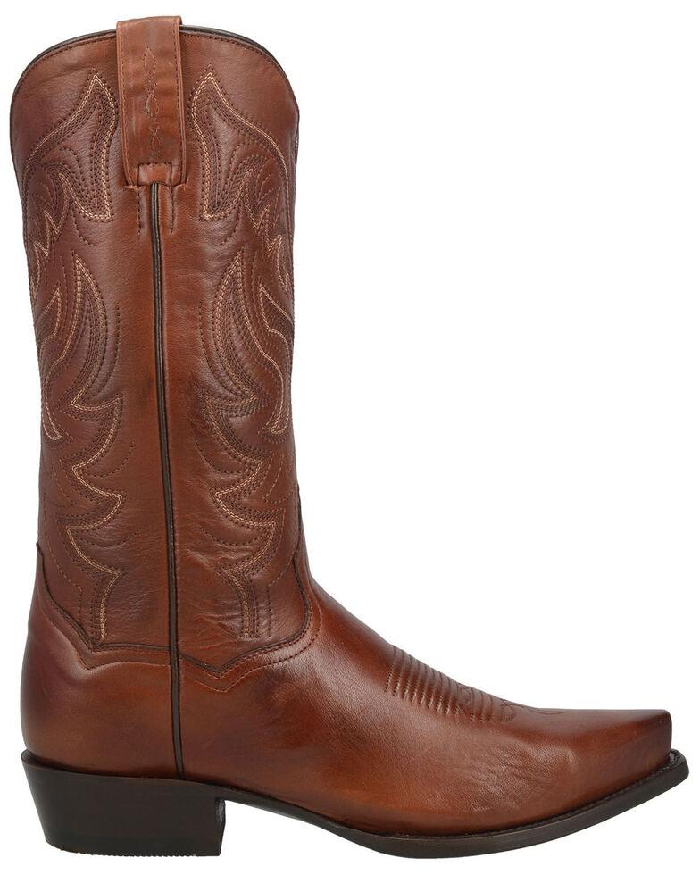 Dan Post Men's Wind River Western Boots - Snip Toe, Rust Copper, hi-res