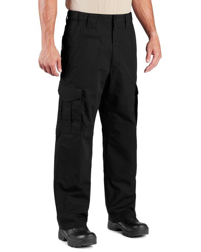 Propper Men's Critical Response Lightweight Ripstop EMS Work Pants  , Black, hi-res