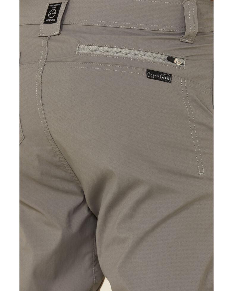 Wrangler ATG Men's Charcoal Outdoor Convertible Trail Jogger Pants, Charcoal, hi-res