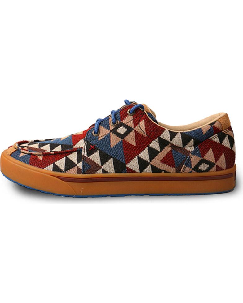 Twisted X Men's HOOey Loper Shoes - Moc Toe, Multi, hi-res