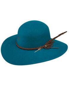 294c6f324e948 Charlie 1 Horse Women s Teal Free Spirit Wool Hat