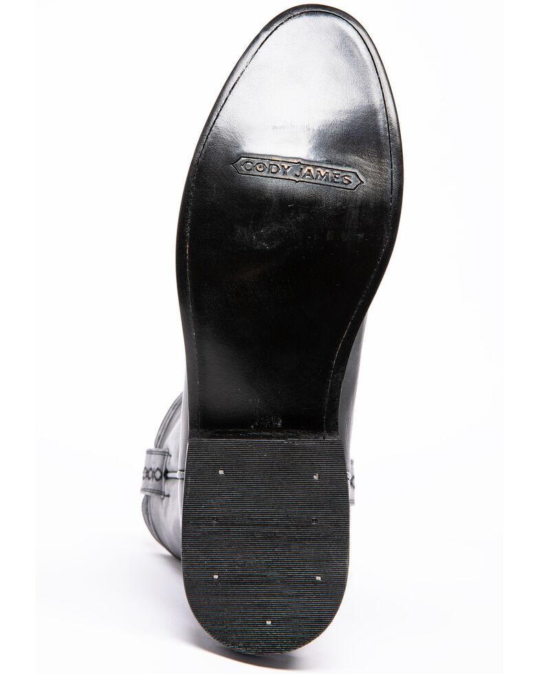 Cody James Men's Maresia Negro Western Boots - Round Toe, Black, hi-res