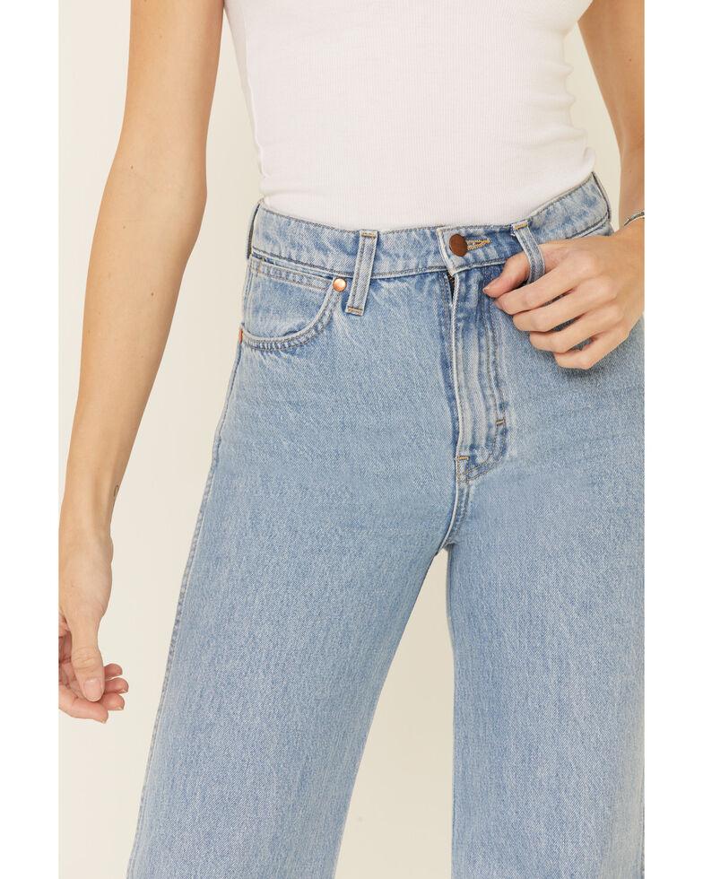 Wrangler Modern Women's Wanderer Flare Jeans, Blue, hi-res