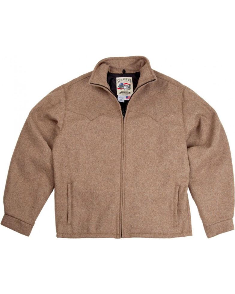 Schaefer 565 Arena Wool Jacket - Big & Tall, Taupe, hi-res