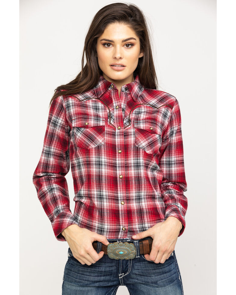 Ariat Women's R.E.A.L. Spark Shirt, Multi, hi-res