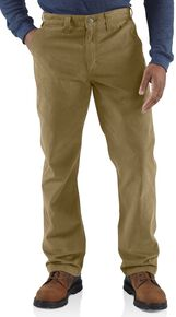 Carhartt Rugged Khaki Work Pants, Dark Khaki, hi-res
