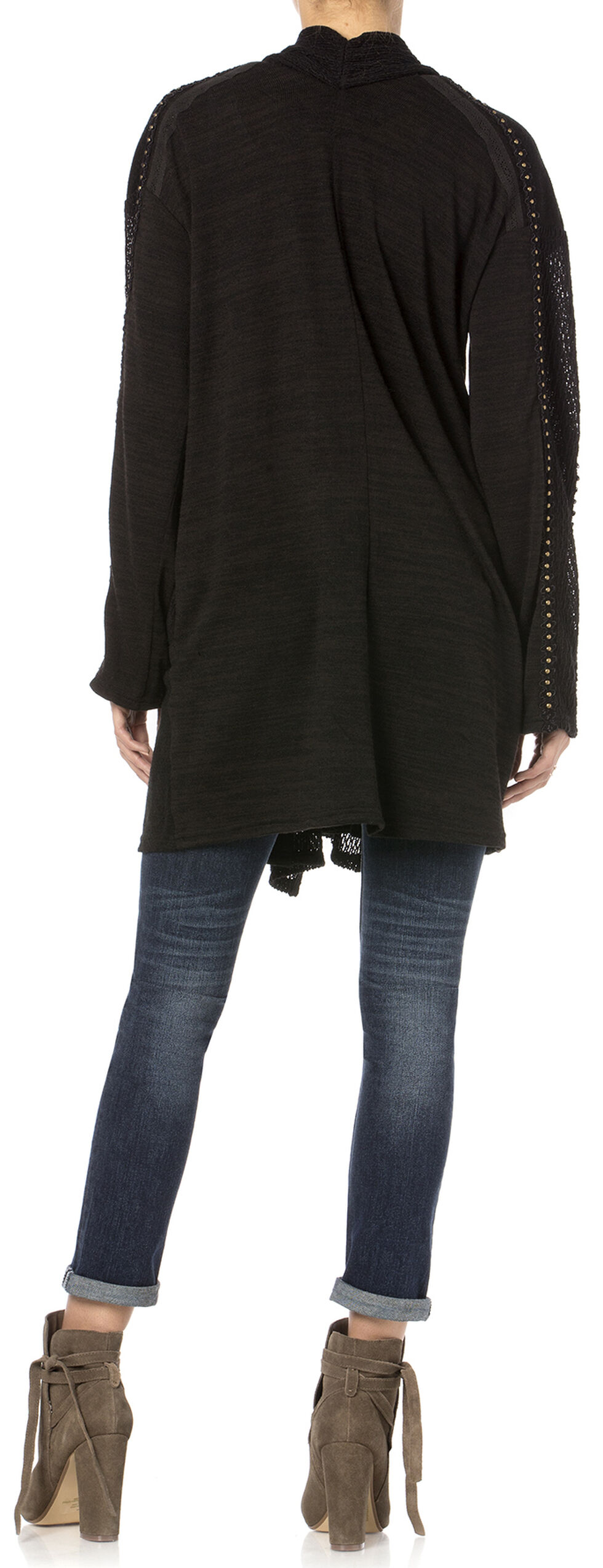 Miss Me On Point Studded Cardigan, , hi-res