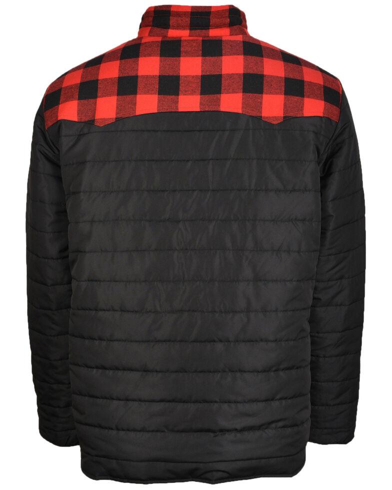 STS Ranchwear Men's The River Jacket , Black, hi-res