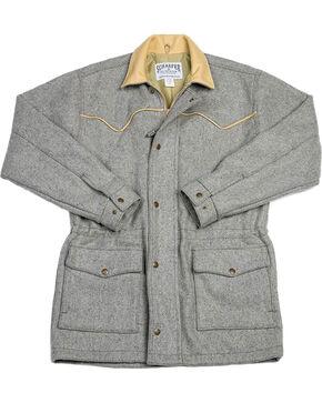 Schaefer Outfitter Men's 220 Wool Big Country Rancher Jacket - 2X, Light Grey, hi-res