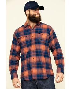Ariat Men's San Juan Rebar Flannel Durastretch Long Sleeve Work Shirt - Big, Multi, hi-res