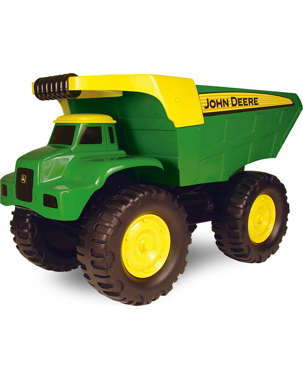 "John Deere 21"" Big Scoop Dump Truck , Green, hi-res"
