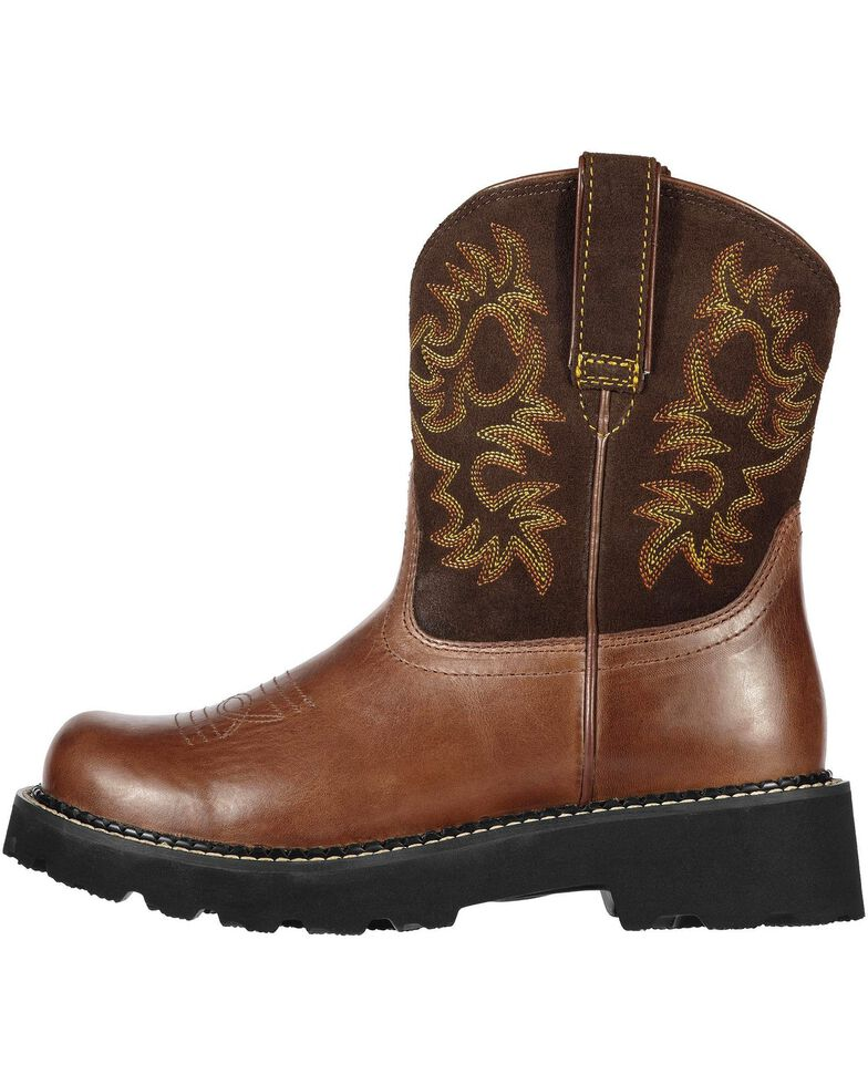 1b81da2543840 Ariat Fatbaby Cowgirl Boots - Round Toe