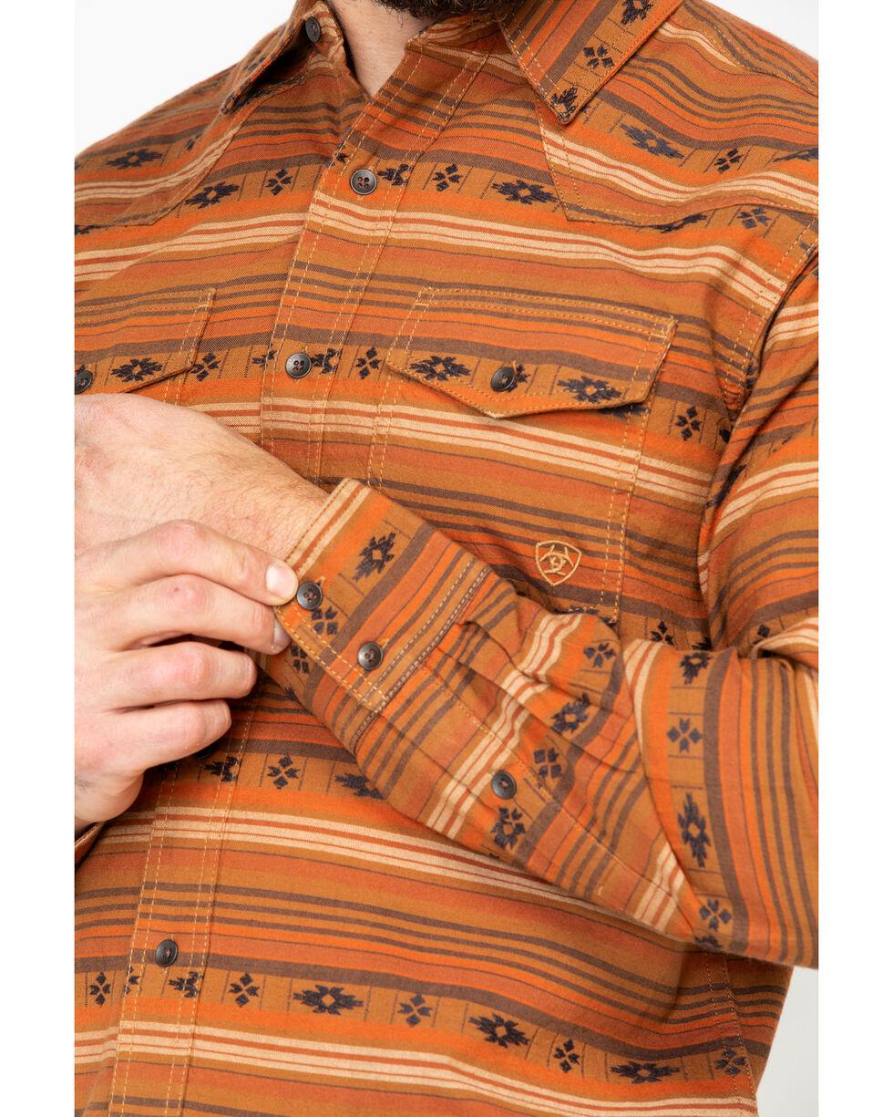 Ariat Men's Wagnor Retro Long Sleeve Western Shirt , Multi, hi-res
