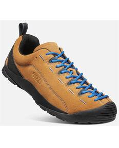 Keen Men's Cathay Spice & Orion Blue Jasper Lace-Up Hiking Shoe , Orange, hi-res
