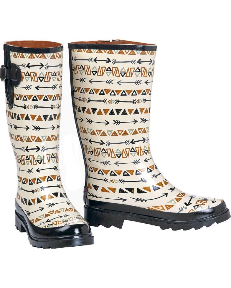 Blazin Roxx Women's Mesa Rain Boots , Multi, hi-res