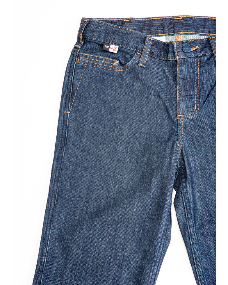 Carhartt Women's FR Rugged Flex Jeans, Indigo, hi-res
