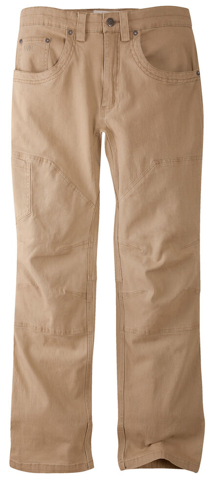 Mountain Khakis Men's Yellowstone Camber 107 Relaxed Pants, Light Brown, hi-res
