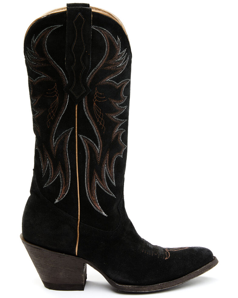 Idyllwind Women's Charmed Life Western Boots - Round Toe, Black, hi-res