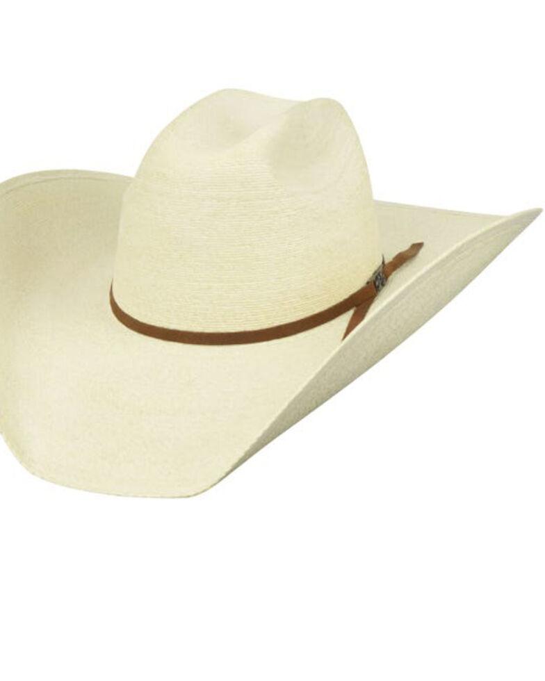 Bailey Men's 10X Natural Vaquero Palm Western Straw Hat , , hi-res