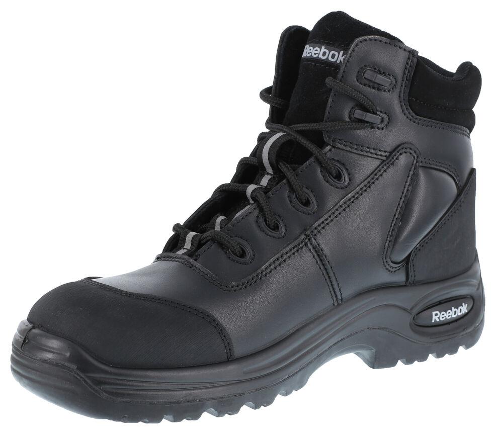 Reebok Women's Trainex Sport Boots - Composite Toe, Black, hi-res
