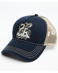 Cody James Men's Don't Mess With My Rights Mesh Cap , Blue, hi-res