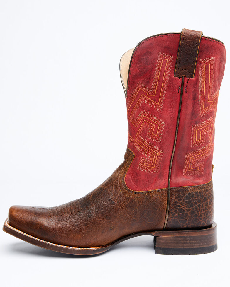 Cody James Men's Weldon Western Boots - Narrow Square Toe, Natural, hi-res