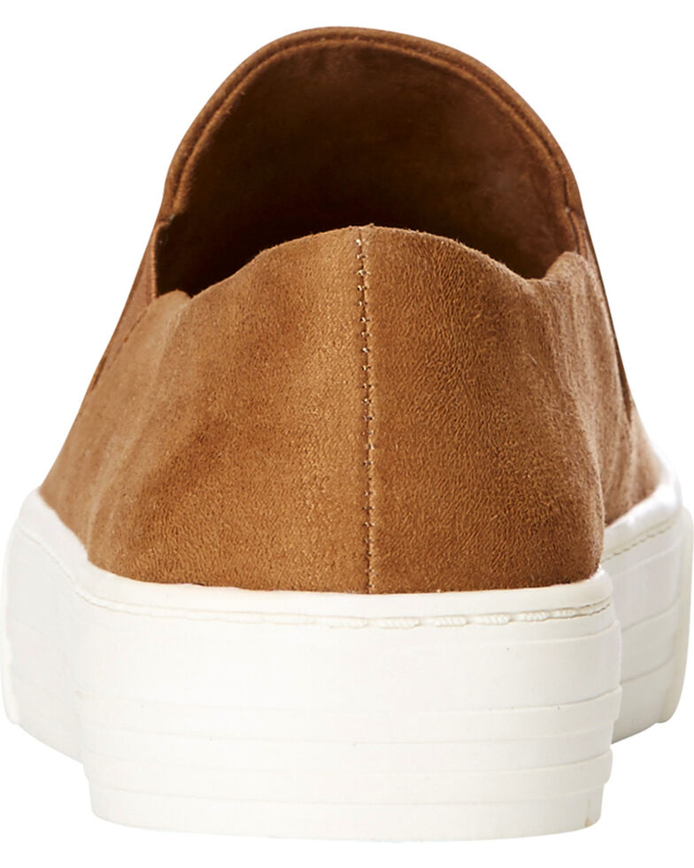 Ariat Women's Brown Unbridled Dixie Shoes , Cognac, hi-res