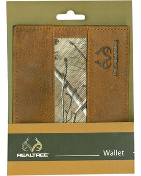 Realtree Men's Xtra Passcase Wallet , Camouflage, hi-res