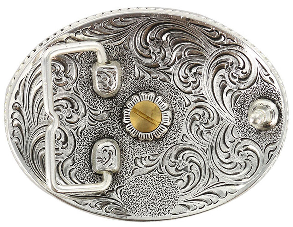 Cody James Men's Tennessee Belt Buckle, No Color, hi-res