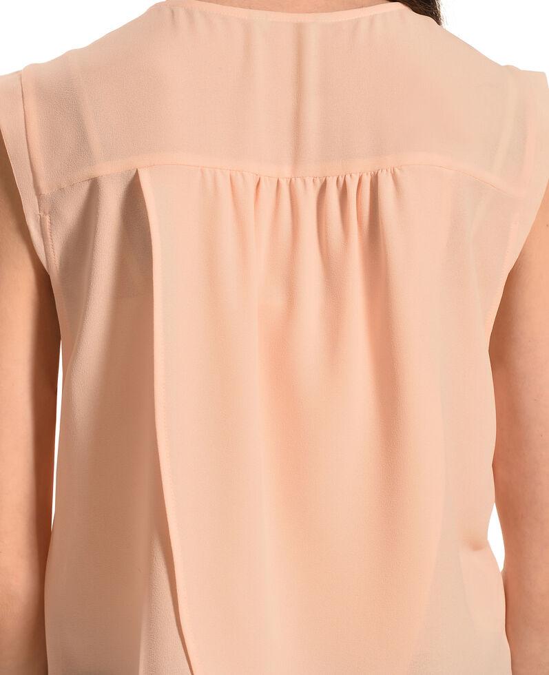 Ariat Women's Abbott Top, Peach, hi-res