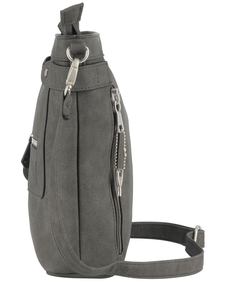 Browning Women's Catrina Concealed Carry Handbag, Charcoal, hi-res