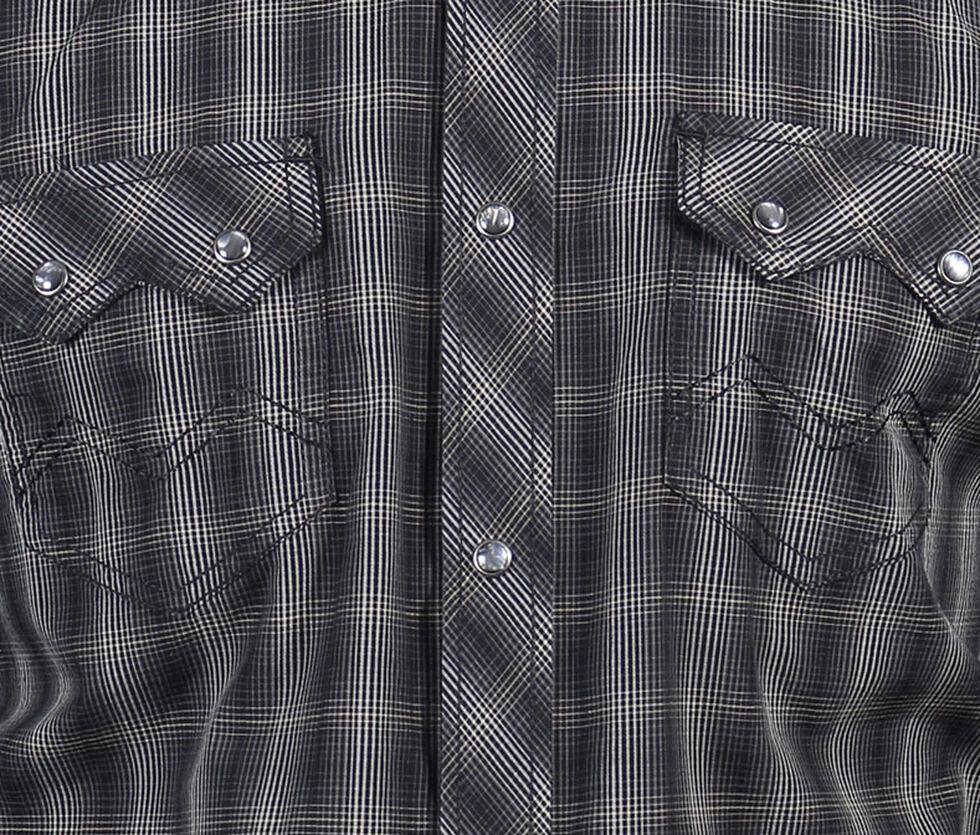 Moonshine Spirit Men's Unforgiven Long Sleeve Shirt, Black, hi-res