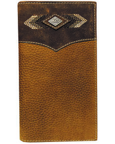 Roper Men's Tan Rodeo Wallet , Tan, hi-res