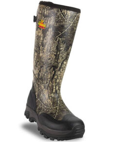 Thorogood Men's Infinity FD Camo Rubber Boots - Soft Toe, Camouflage, hi-res